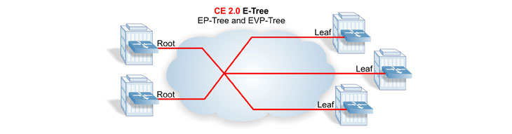 Carrier Ethernet 2.0 E-Tree