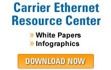 Carrier Ethnernet Ad