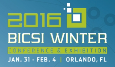 BICSI Winter 2016 Conference and Exhibition