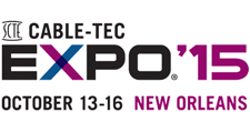 Cable-Tec Expo 2015 New Orleans