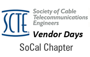 SCTE Vendor Days SOCAL 2017