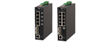 RuggedNet Industrial PoE Switches img