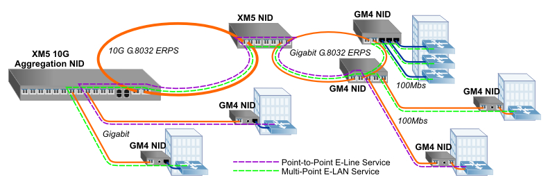 Carrier Ethernet Business Demarcation