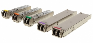 SFP+ Transceivers and XFP Transceivers for CWDM/DWDM Wavelengths