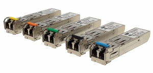CWDM SFP, SFP+ and XFP | Omnitron CWDM Pluggable Transceivers