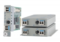 Network Interface Device and Managed Media Converter | iConverter 2FXM2