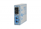 Gigabit Fiber to Fiber Media Converter | FlexPoint 1000FF