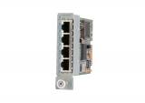 iConverter 4GT 4-Port 10/100/1000BASE-T Managed Ethernet Switch