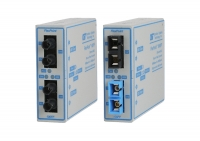 Ethernet Fiber to Fiber Media Converter | FlexPoint 100FF