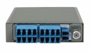 iConverter 1-Module Passive Chassis