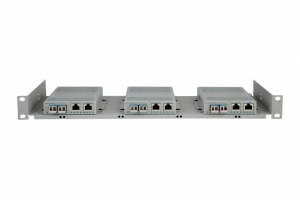 OmniConverter™ 1U Rack-Mount Shelf